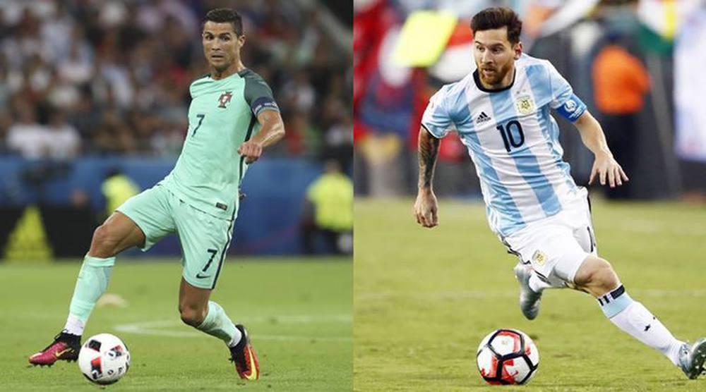 Ronaldo sẽ vô địch Euro để… cứu Messi - Ảnh 2.