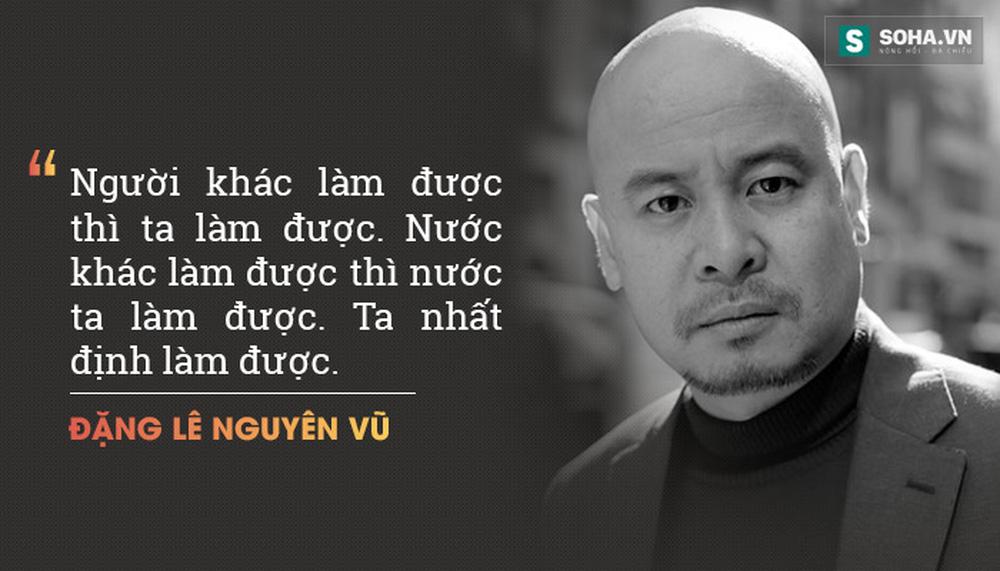 Những phát ngôn gây sốc của Vua cà phê Việt Đặng Lê Nguyên Vũ - Ảnh 2.