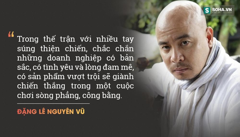 Những phát ngôn gây sốc của Vua cà phê Việt Đặng Lê Nguyên Vũ - Ảnh 6.