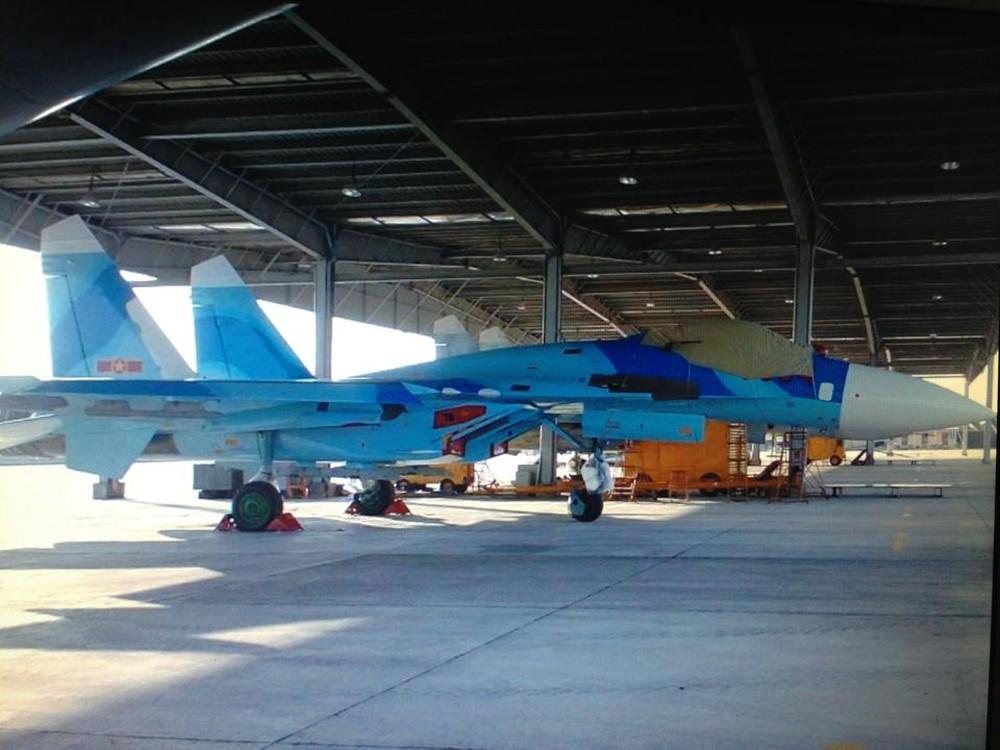 Tiêm kích Su-27UBK Việt Nam đã có khả năng bắn tên lửa chống hạm? - Ảnh 1.