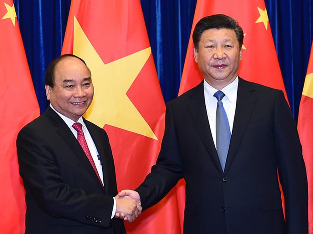 Toàn văn tuyên bố chung Việt Nam - Trung Quốc - Ảnh 1.