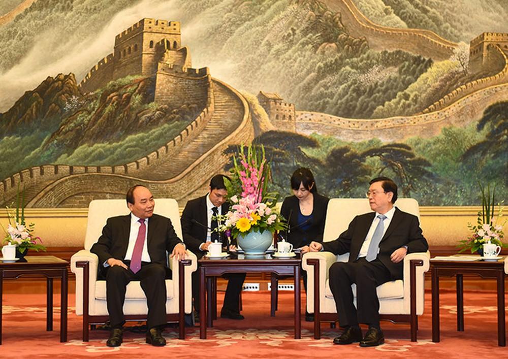 Toàn văn tuyên bố chung Việt Nam - Trung Quốc - Ảnh 2.
