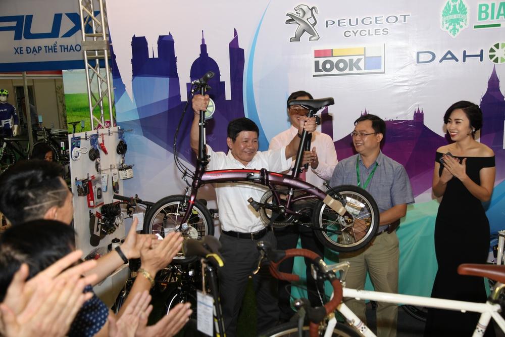 Xe đạp gấp Dahon - Xu hướng di chuyển hiện đại trong thành phố - Ảnh 3.