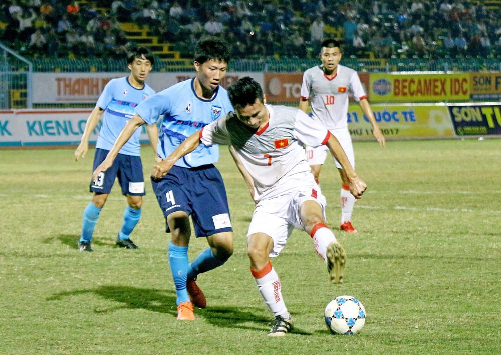 Sau màn đấu khẩu kịch liệt, Việt Nam nhận kết quả đáng buồn trước CLB Nhật Bản - Ảnh 5.