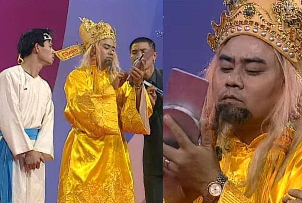 Không phải Quốc Khánh, đây mới là người đầu tiên đóng vai Ngọc Hoàng trong Táo quân - Ảnh 2.