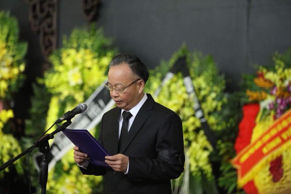 Tang lễ cụ Hoàng Thị Minh Hồ: Trưởng nam công khai di nguyện của cụ bà trước khi mất - Ảnh 7.