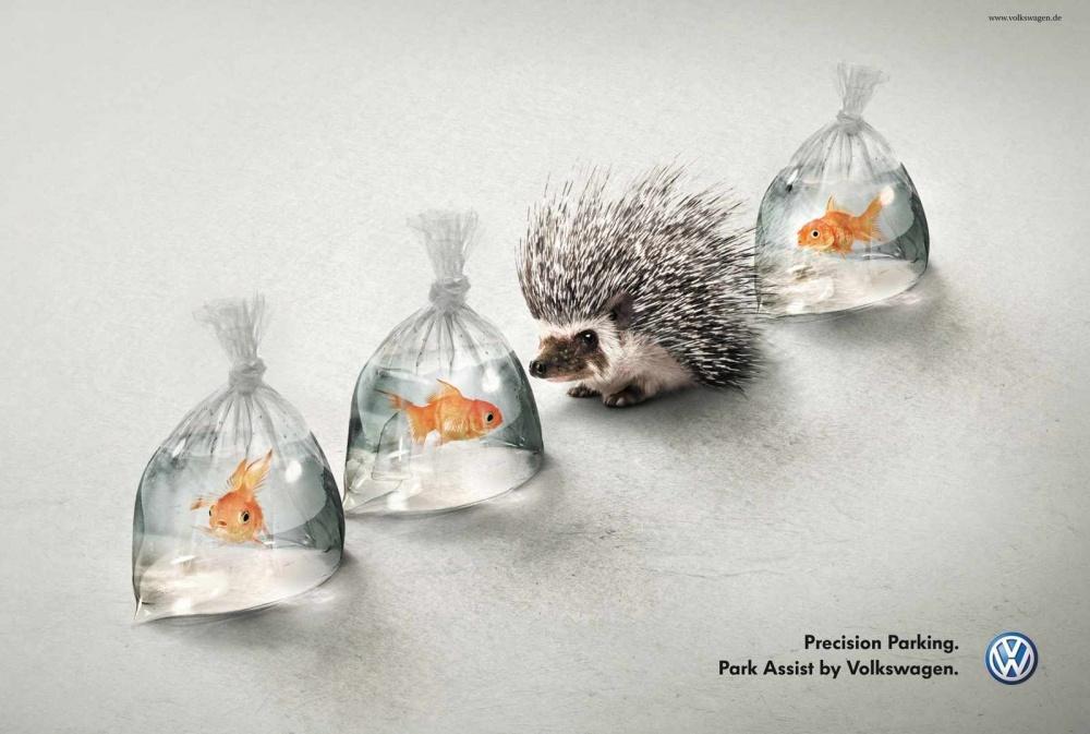 16 quảng cáo gây ấn tượng ngay từ cái nhìn đầu tiên vì quá sáng tạo - Ảnh 12.