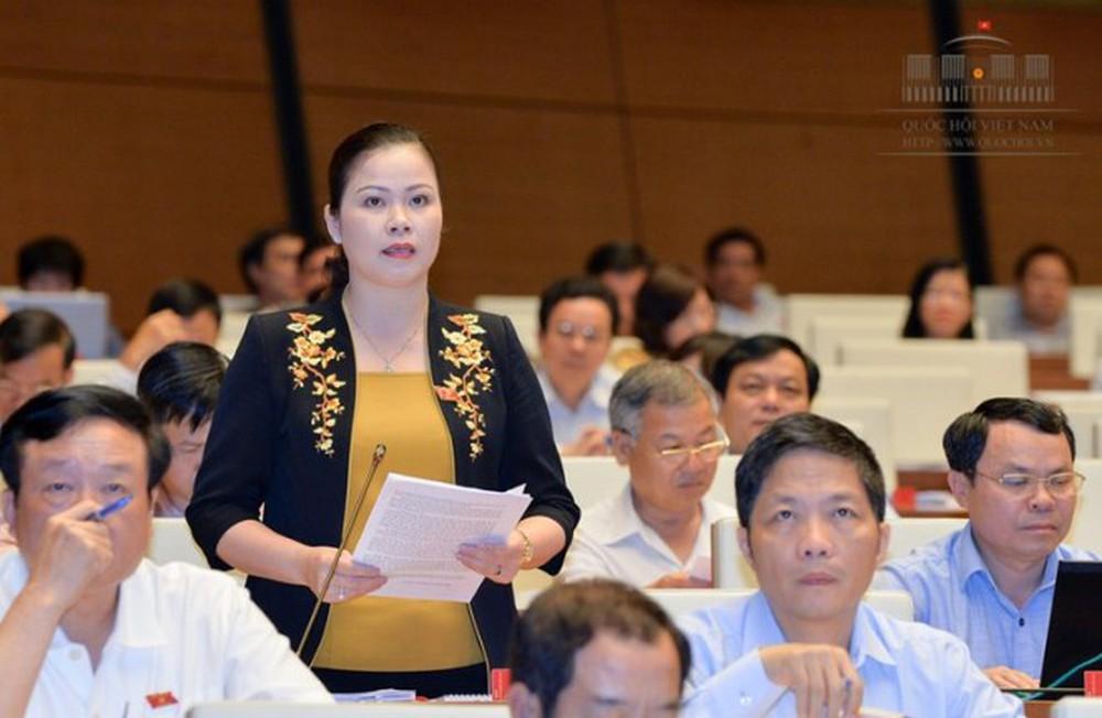 ĐBQH đề nghị đưa hành vi xúc phạm, bôi nhọ lãnh đạo Đảng, Nhà nước vào Luật Hình sự - Ảnh 1.