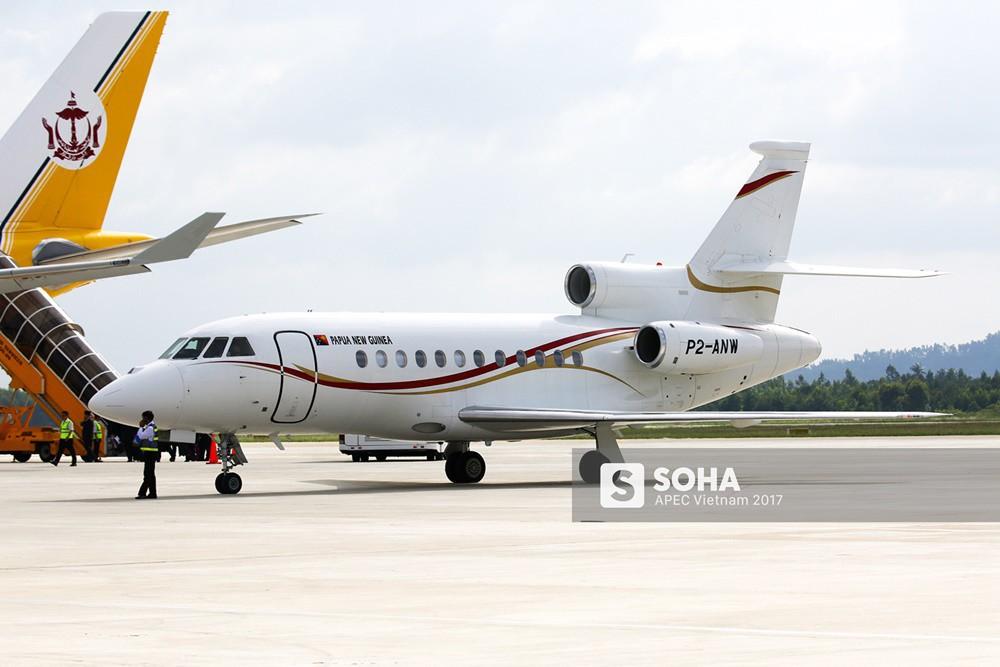 [ẢNH] Nhìn lại dàn máy bay, chuyên cơ khủng đổ về Đà Nẵng trong Tuần lễ Cấp cao APEC - Ảnh 3.