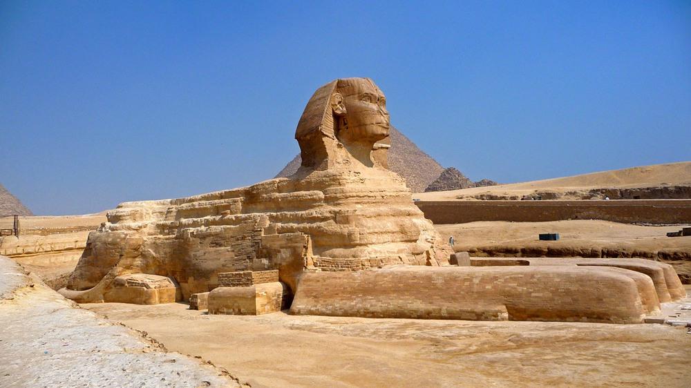 Những bí ẩn về bức tượng nhân sư nổi tiếng nhất Ai Cập - Ảnh 3.