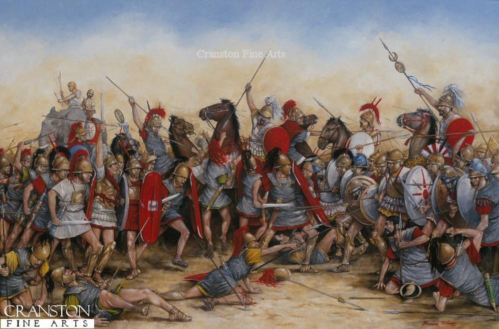 Vị tướng duy nhất phá nát được đội quân 65.000 người của thiên tài quân sự Hannibal - Ảnh 3.