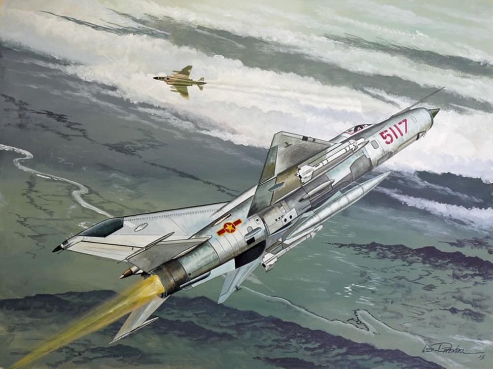 Đi tìm đáp án cho câu hỏi: Làm thế nào MiG-21 của Phạm Tuân, Vũ Xuân Thiều hạ được B-52? - Ảnh 1.