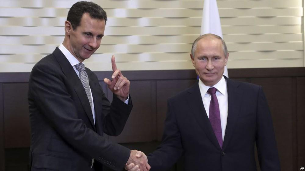 Nga bị phản ứng gay gắt vì tuyên bố đuổi thẳng các phe đòi Assad ra đi tại hòa đàm Syria - Ảnh 2.
