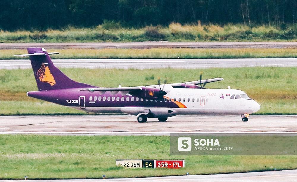 [ẢNH] Nhìn lại dàn máy bay, chuyên cơ khủng đổ về Đà Nẵng trong Tuần lễ Cấp cao APEC - Ảnh 5.