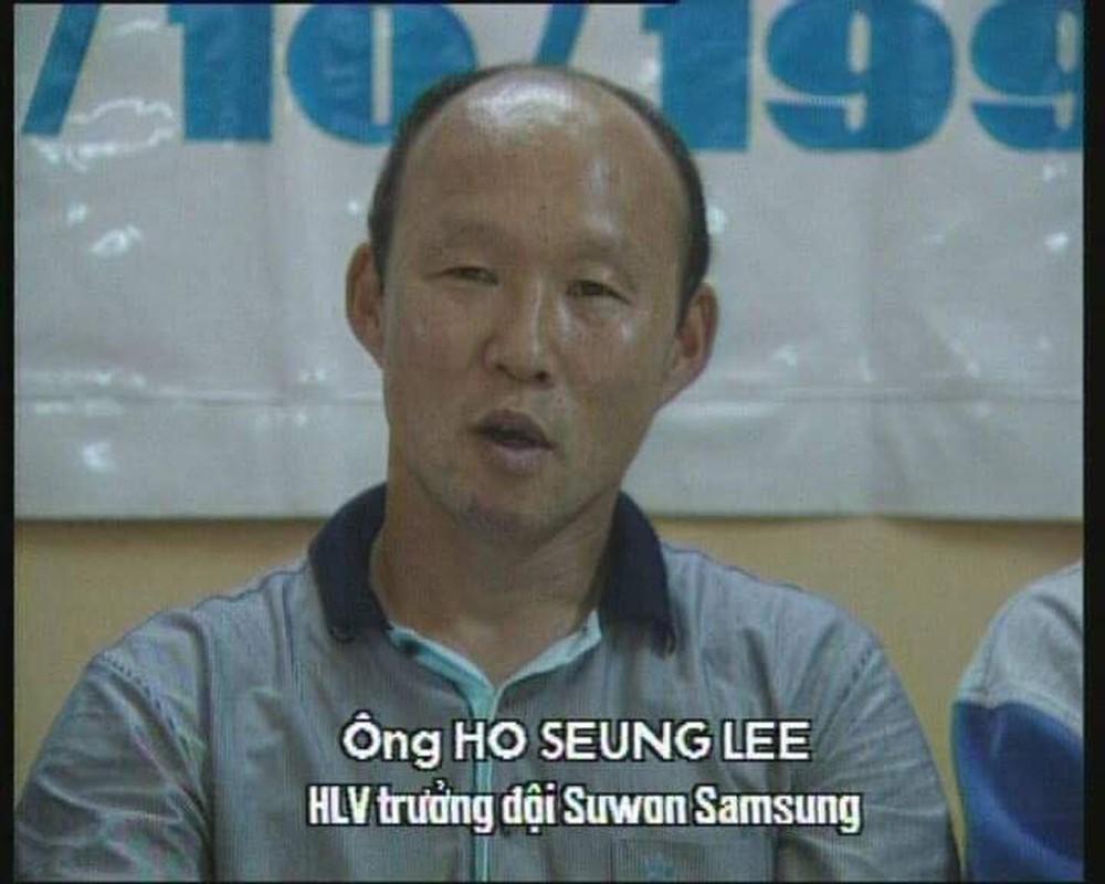 19 năm trước, HLV Park Hang-seo từng bị thay tên đổi họ khi cầm quân sang Việt Nam - Ảnh 1.