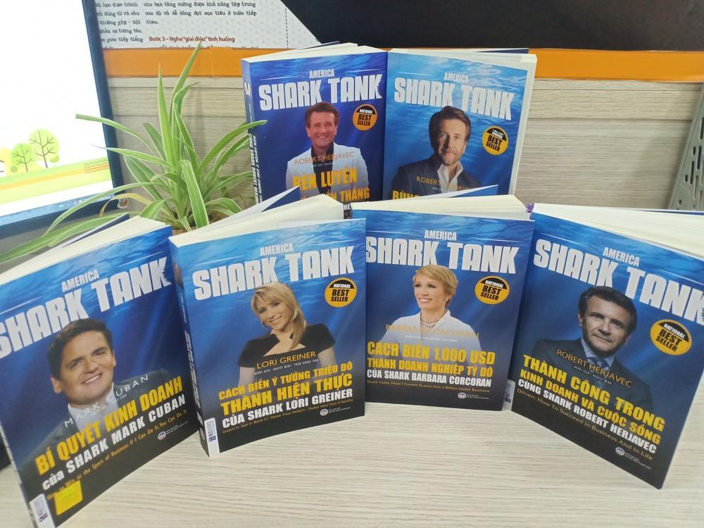 Top 6 cuốn sách quản trị lãnh đạo hay Shark Hưng khuyên người mới khởi nghiệp nên đọc - Ảnh 1.