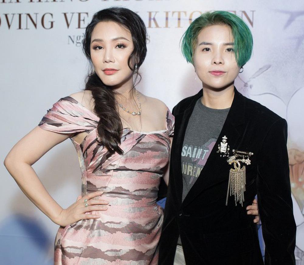 Hồ Quỳnh Hương diện đầm gợi cảm, tiết lộ lý do mất tích khỏi showbiz - Ảnh 5.