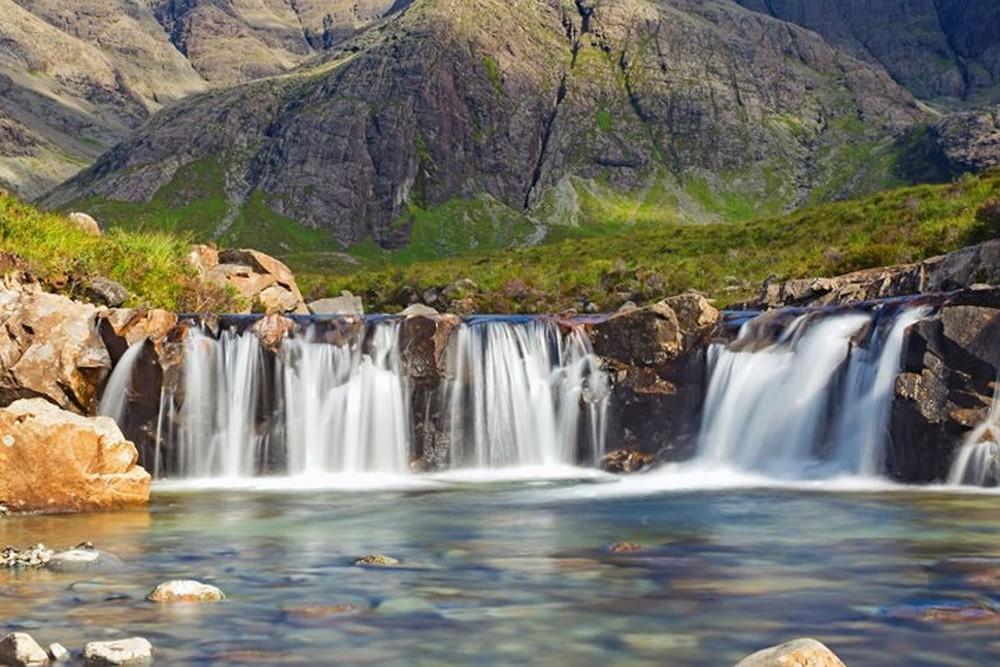 15 phong cảnh đẹp mê hồn trên thế giới mà bạn không thể bỏ qua - Ảnh 1.