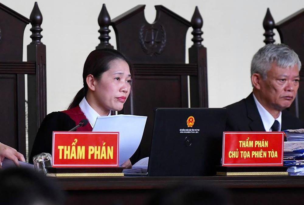 Nữ chủ tọa xử vụ ông Phan Văn Vĩnh: Bị cáo không phải chào Hội đồng xét xử - Ảnh 3.