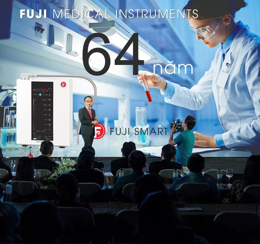 Máy lọc nước với giọng nói tiếng người Fuji Smart lần đầu xuất hiện - Ảnh 1.