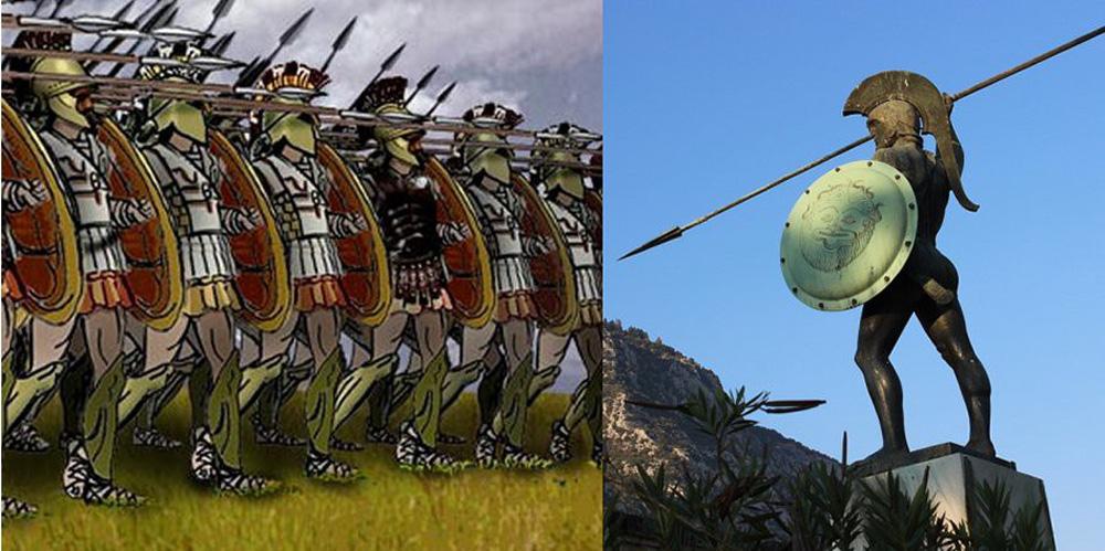 Sparta, huyền thoại vua Leonidas và những anh hùng của trận Thermopylae - Ảnh 1.