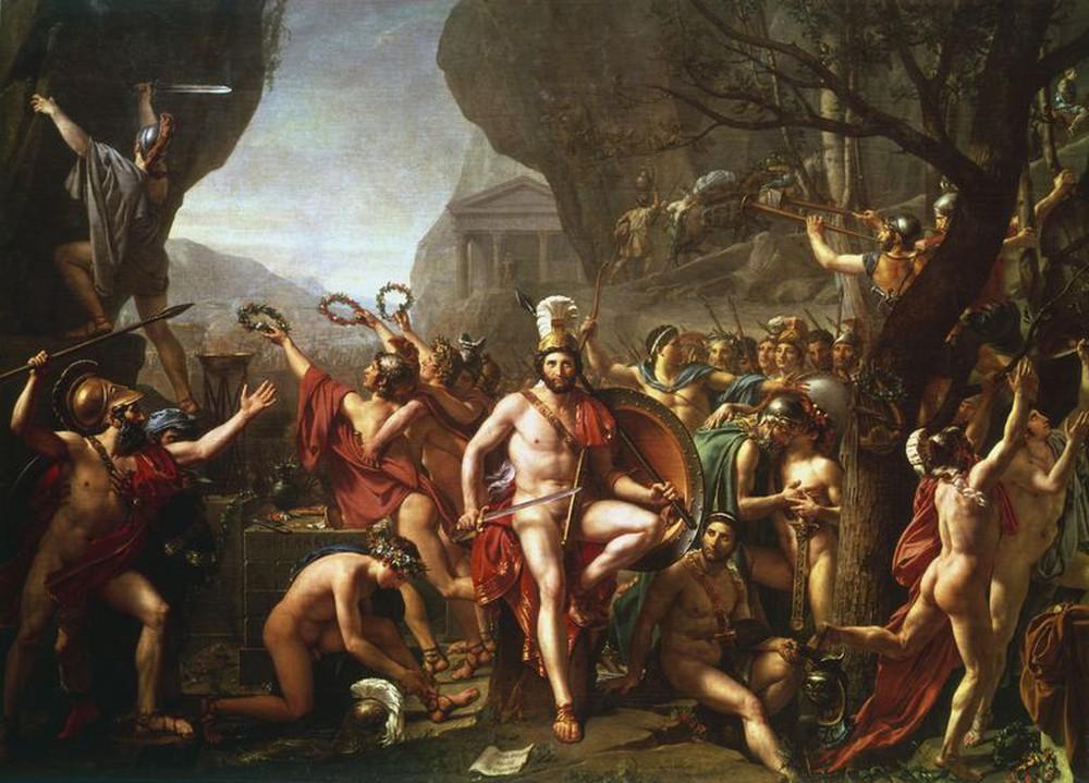 Sparta, huyền thoại vua Leonidas và những anh hùng của trận Thermopylae - Ảnh 4.
