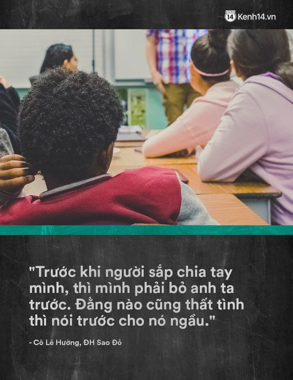 Loạt phát ngôn bá đạo của các thầy cô khiến học sinh chỉ biết câm nín - Ảnh 1.