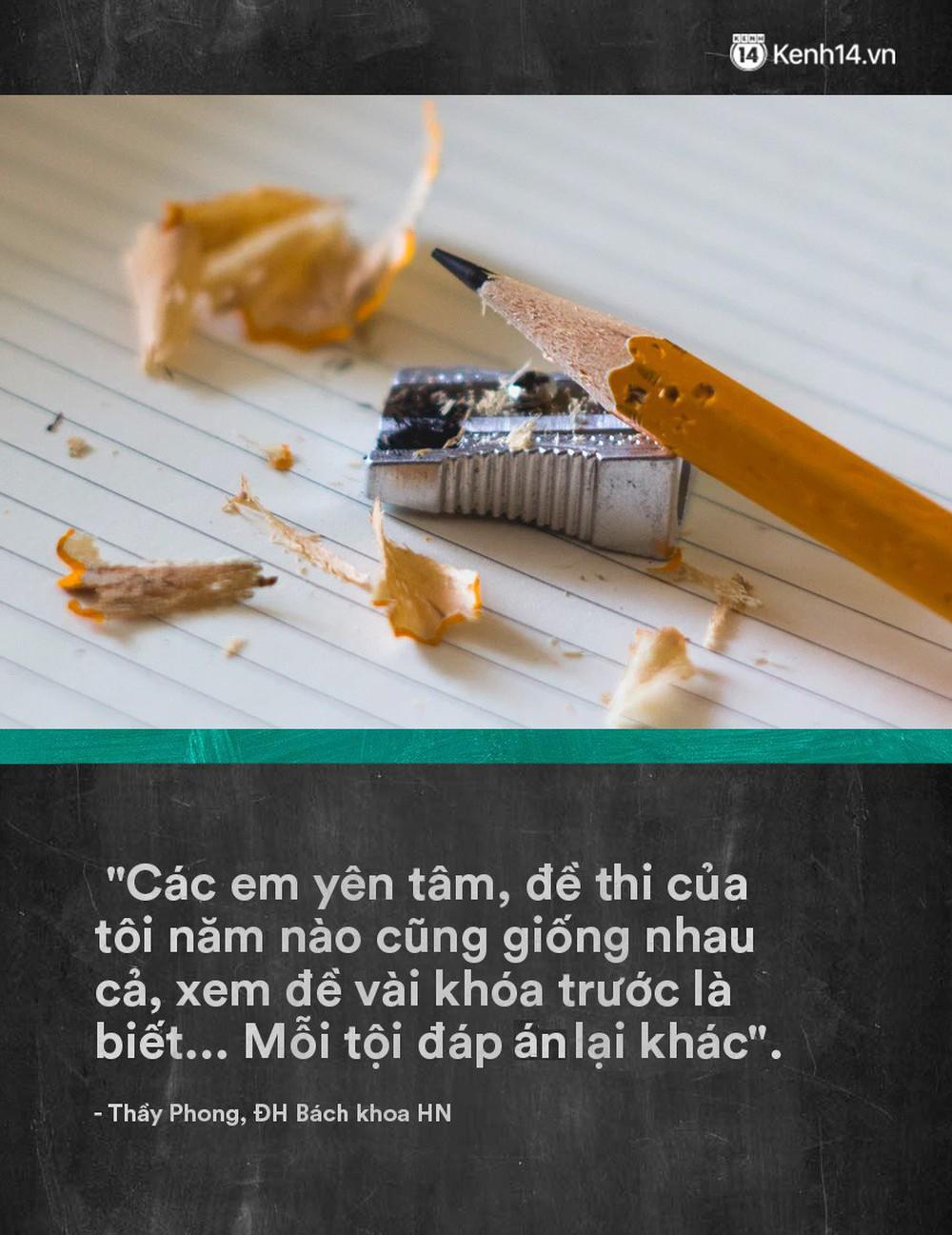 Loạt phát ngôn bá đạo của các thầy cô khiến học sinh chỉ biết câm nín - Ảnh 8.