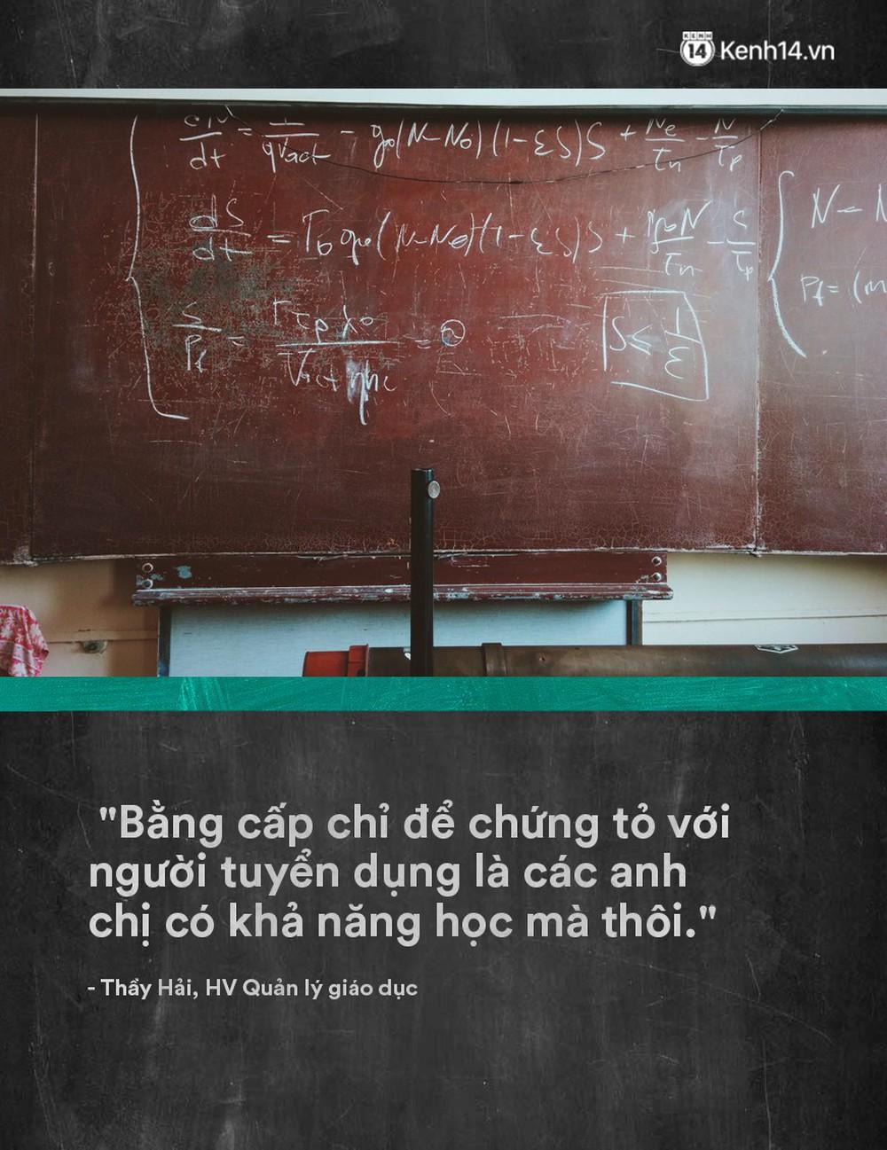Loạt phát ngôn bá đạo của các thầy cô khiến học sinh chỉ biết câm nín - Ảnh 9.
