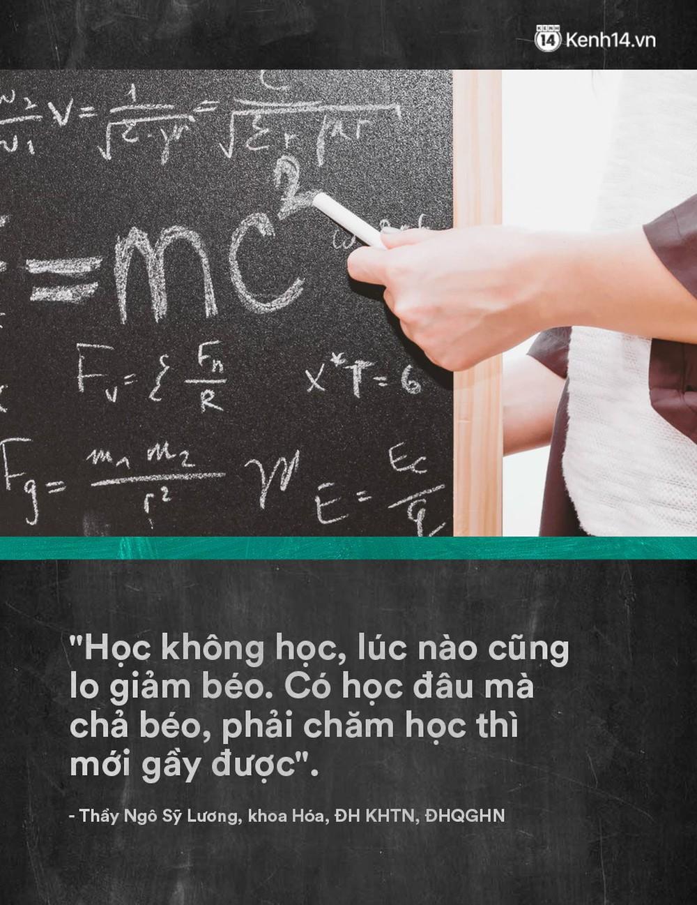 Loạt phát ngôn bá đạo của các thầy cô khiến học sinh chỉ biết câm nín - Ảnh 10.