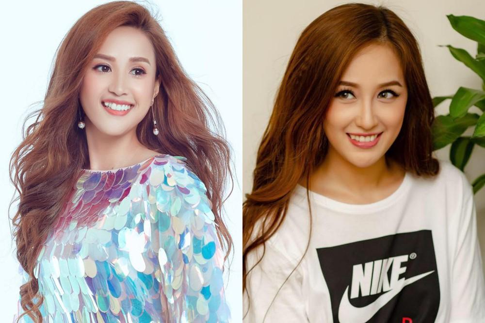 """Hoa hậu Mai Phương Thúy và Phương Hằng """"Gạo nếp gạo tẻ"""" giống nhau như chị em một nhà - Ảnh 8."""