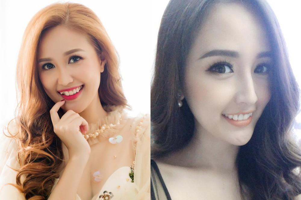 """Hoa hậu Mai Phương Thúy và Phương Hằng """"Gạo nếp gạo tẻ"""" giống nhau như chị em một nhà - Ảnh 10."""