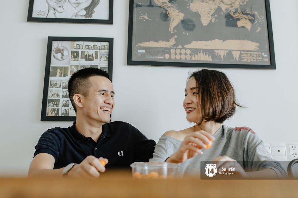 Hot vlogger Giang ơi nói về chuyện hôn nhân: Kinh tế ổn mới có cảm hứng mà yêu, bụng đói sao yêu được - Ảnh 14.