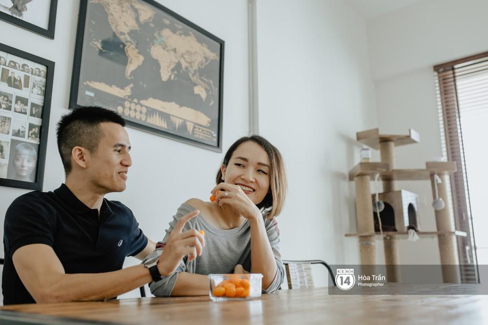 Hot vlogger Giang ơi nói về chuyện hôn nhân: Kinh tế ổn mới có cảm hứng mà yêu, bụng đói sao yêu được - Ảnh 12.