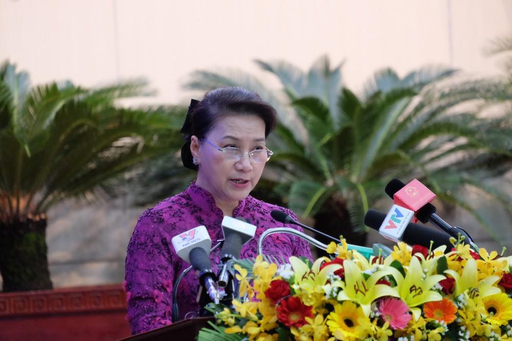Chủ tịch Quốc hội: Đà Nẵng đừng thấy đang xử lý vụ việc cũ mà không dám làm gì nữa! - Ảnh 4.