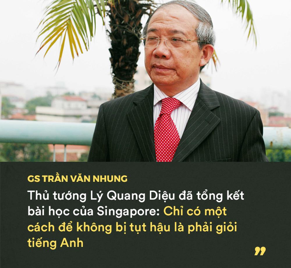 GS Terry F. Buss: Học tiếng Anh ở Việt Nam, Tây ba-lô và những kẻ lừa đảo - Ảnh 3.