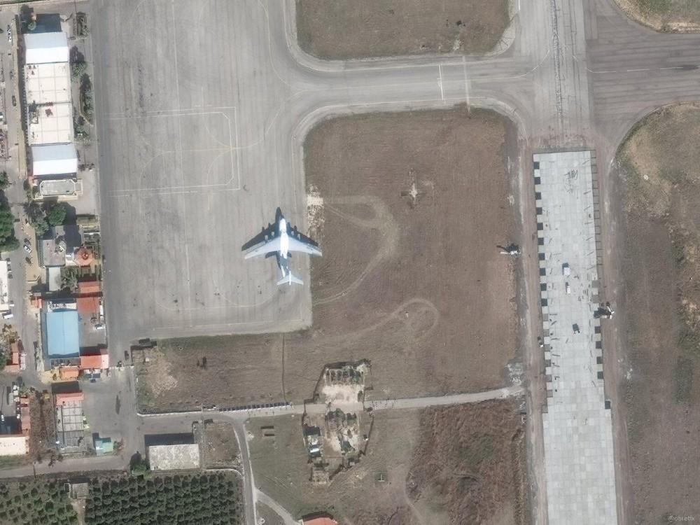 Su-35 Nga bảo vệ máy bay vận tải hạng nặng lập cầu hàng không: Vũ khí ùn ùn đổ vào Syria? - Ảnh 7.