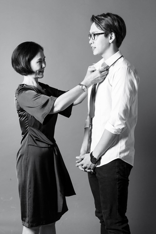 Mẹ MC Quang Bảo chia sẻ về cuộc sống vất vả, nuôi con một mình sau ly hôn - Ảnh 4.