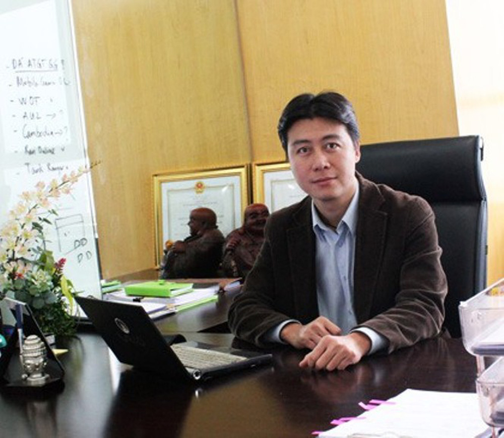 Chân dung ông trùm Phan Sào Nam trong vụ cựu Cục trưởng C50 Nguyễn Thanh Hóa bị bắt - Ảnh 1.