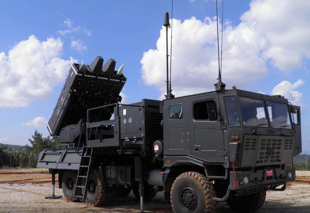 Đưa tên lửa SPYDER vào trực chiến cùng S-300PMU1: Lưới lửa liên hoàn, hiểm hóc ở Hà Nội - Ảnh 2.