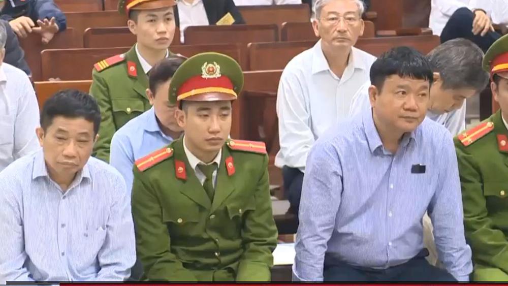 Ông Đinh La Thăng: Bị cáo chắc không còn đủ thời gian để chấp hành án - Ảnh 5.