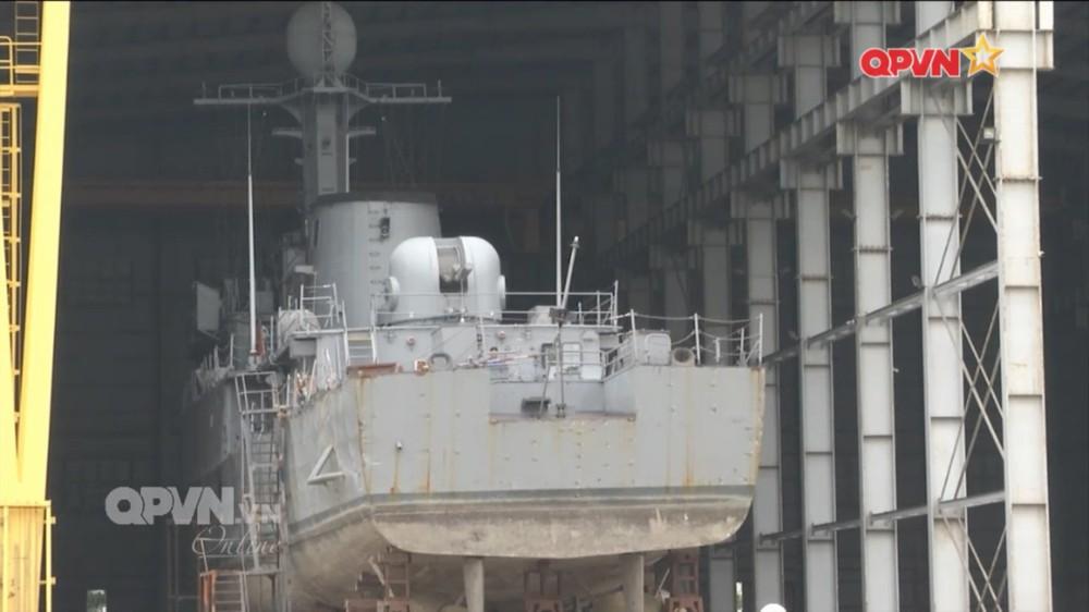 Vũ khí nguồn gốc Italia trong biên chế Hải quân, Cảnh sát biển Việt Nam - Ảnh 4.