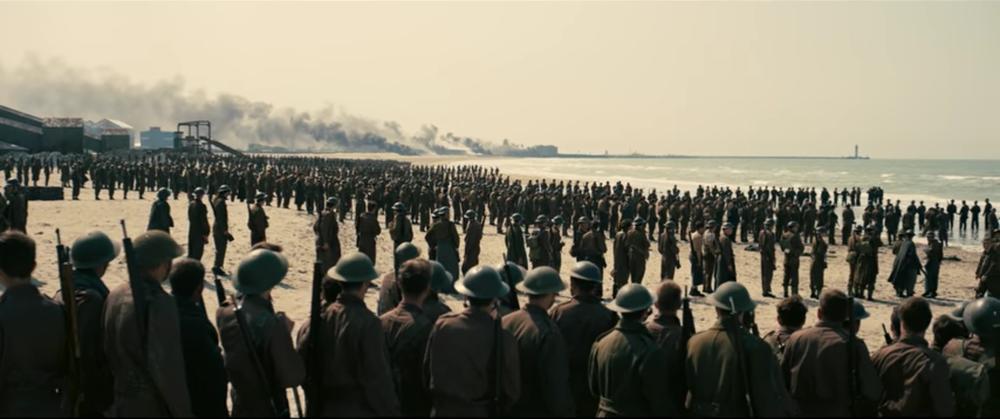Dunkirk - Từ chiến dịch lịch sử đến niềm cảm hứng cho 3 tượng vàng Oscar - Ảnh 2.