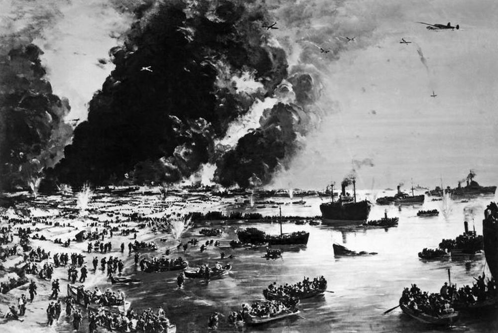 Dunkirk - Từ chiến dịch lịch sử đến niềm cảm hứng cho 3 tượng vàng Oscar - Ảnh 5.