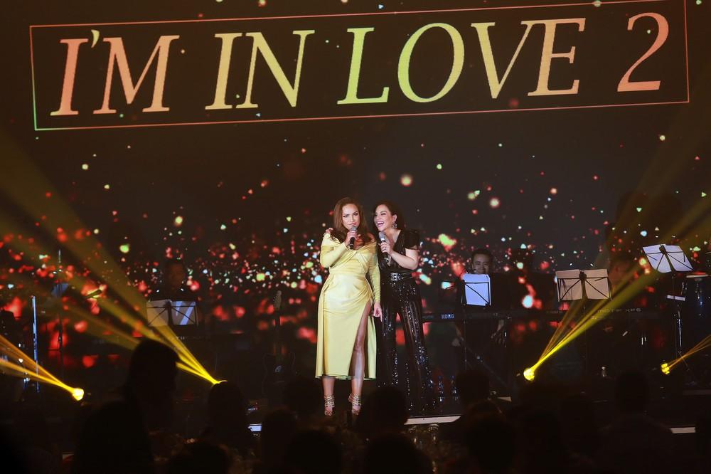 Ca sĩ Thanh Hà nóng bỏng hút mắt trên sân khấu - Ảnh 5.