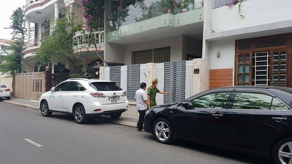 Công an khám xét nhà cựu Chủ tịch Đà Nẵng Trần Văn Minh trong 5 giờ - Ảnh 4.