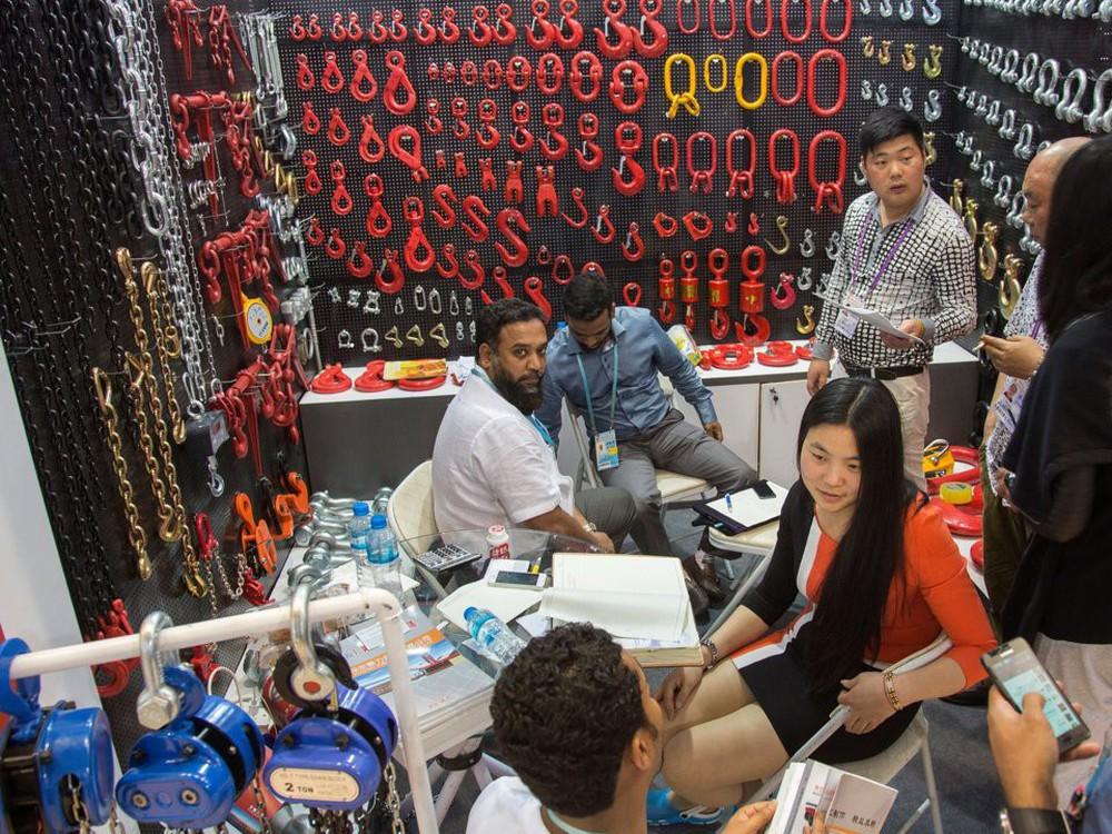 Bên trong hội chợ tỷ đô lớn nhất tại Trung Quốc - Ảnh 11.