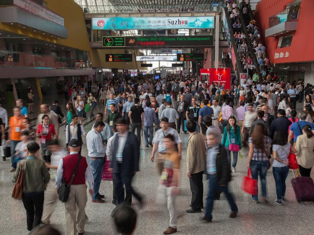 Bên trong hội chợ tỷ đô lớn nhất tại Trung Quốc - Ảnh 16.
