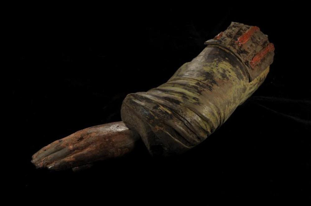 Bí mật lăng mộ Tần Thủy Hoàng: Cả trăm binh sĩ đất nung được đi spa suốt 2000 năm - Ảnh 6.