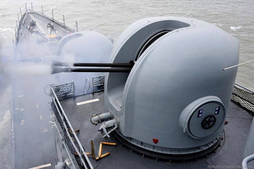Vũ khí nguồn gốc Italia trong biên chế Hải quân, Cảnh sát biển Việt Nam - Ảnh 2.